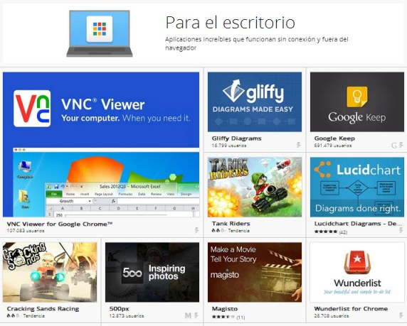 Aplicaciones para instalar de Windows