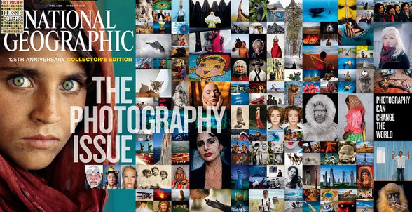 Portada National Geographic Octubre 2013
