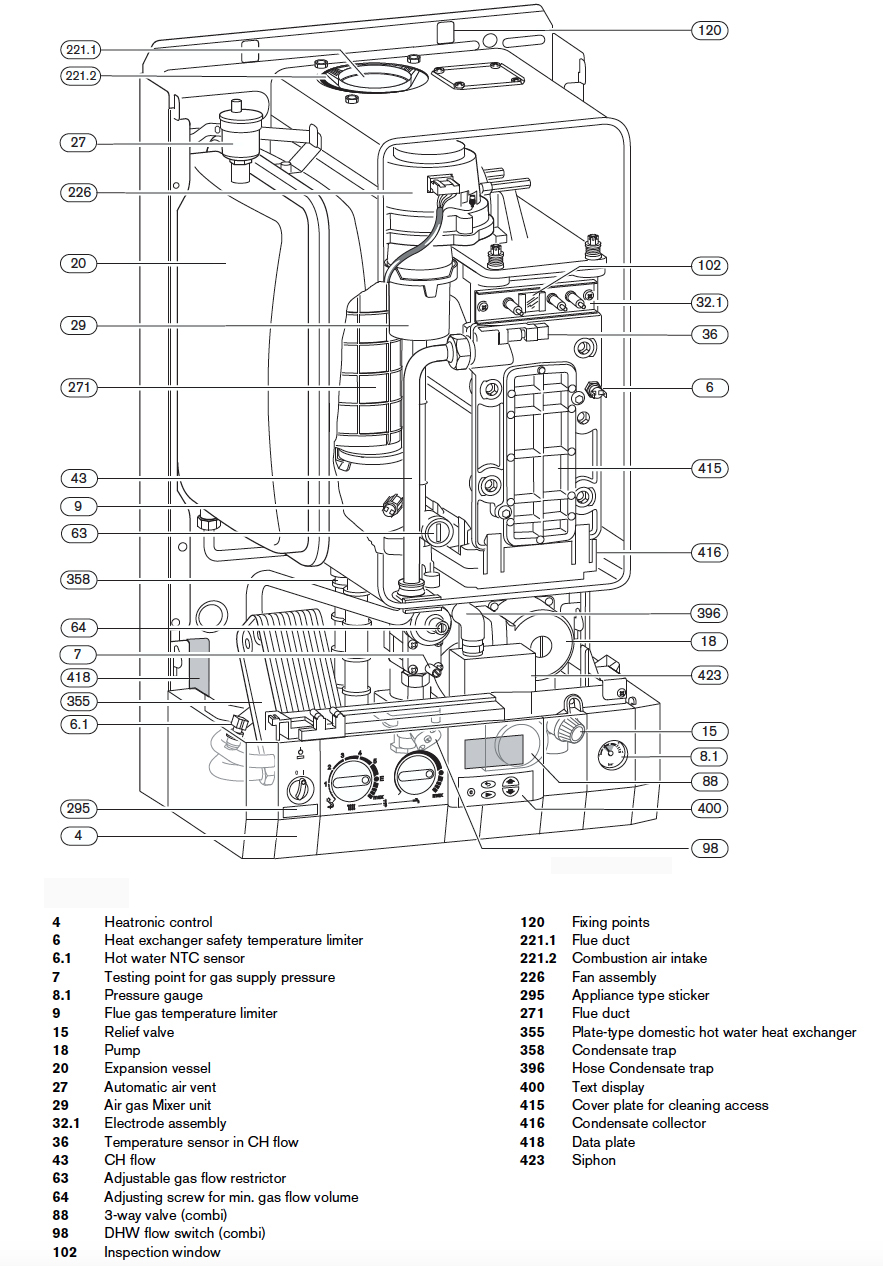 110 Switch To Schematic Wiring Diagram Worcester R 40 He Plus Combi Boiler Worcester Bosch Boiler