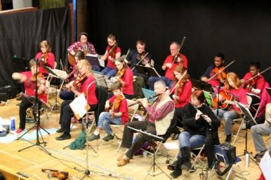 A fantastic orchestra.