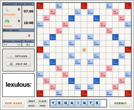 Scrabble online free