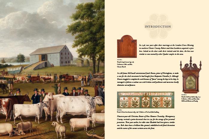 Winterthur pages ii-iii