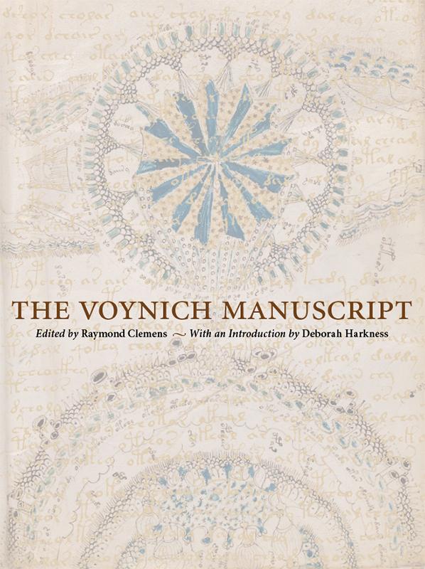 Voynich Manuscript jacket
