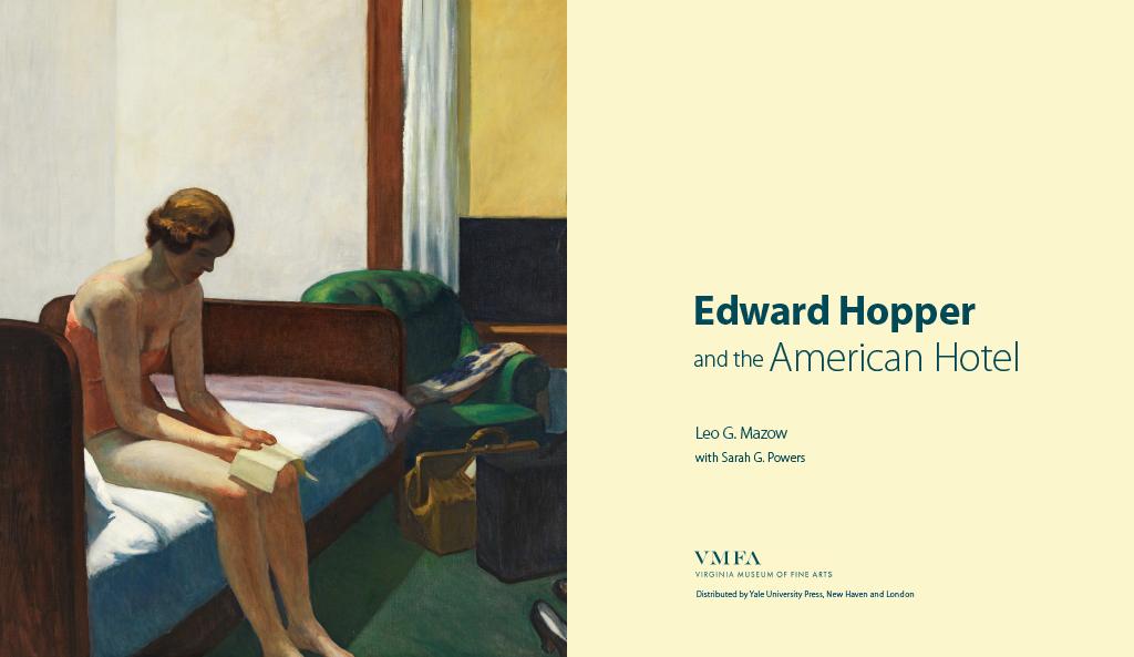 Hopper title page