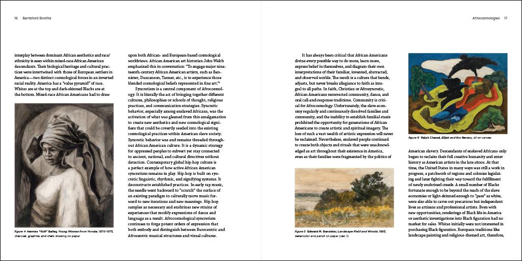 Afrocosmologies text spread 5