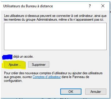 SOS Windows Bureau Distance Prendre La Main