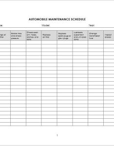 Vehicle maintenance schedule also ms excel log book template word  templates rh wordexceltemplates