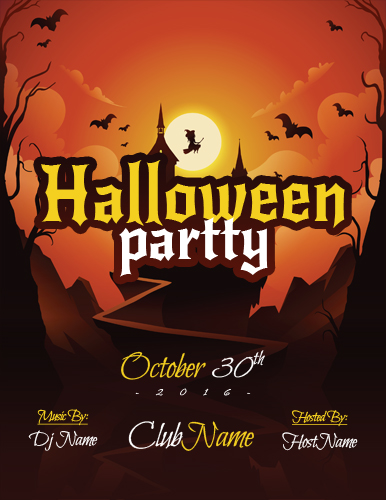 Event Flyer Templates Word 2007