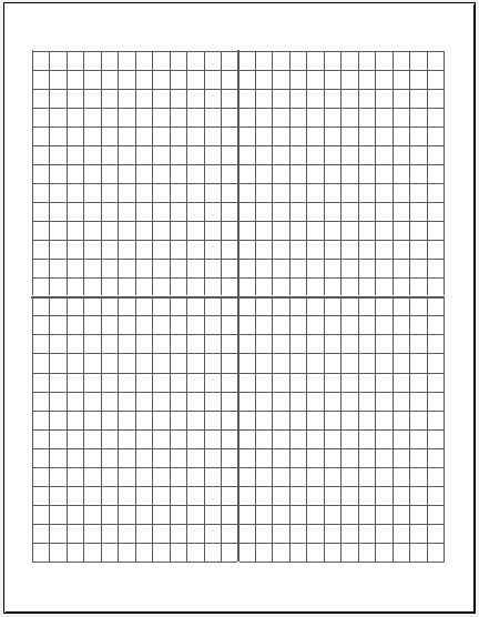 MS Excel Cartesian Graph Paper Sheets for Practice  Word  Excel Templates