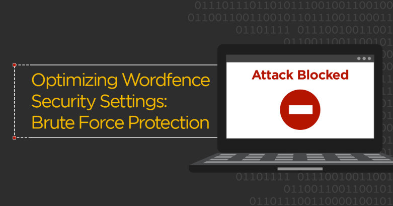 Wordfence Brute Force Protection