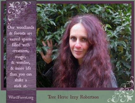 Tree Hero: Izzy Robertson