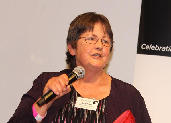 Ruth Wykes