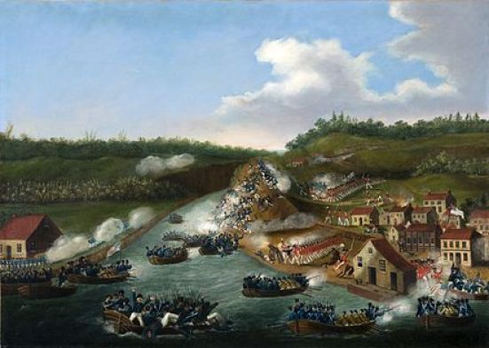 battle_of_queenston_heights_artist_unknown
