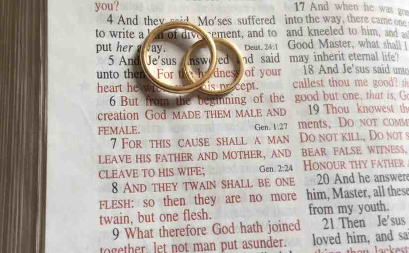 "<p style=""text-align: center;"">Upholding God-Ordained Marriage Is One of the Greatest Ways to Advance the Gospel, Part 3</p>"