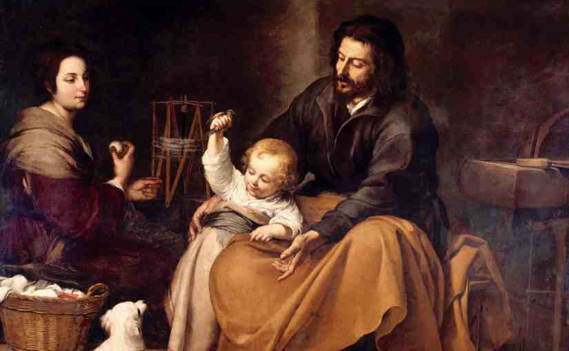 "<p style=""text-align: center;"">Every Child Needs a Mom and a Dad—and so Did Jesus, Part 1</p>"