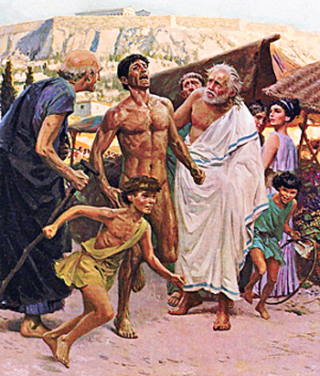 Image result for Pheidippides""
