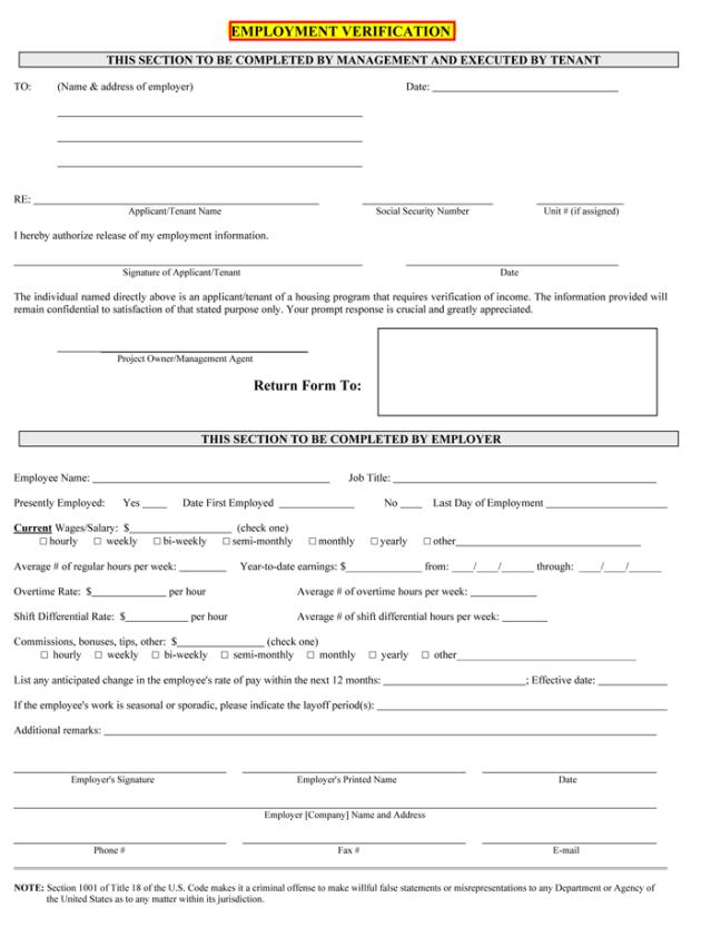 employment verification request form template free download elsevier social sciences. Black Bedroom Furniture Sets. Home Design Ideas
