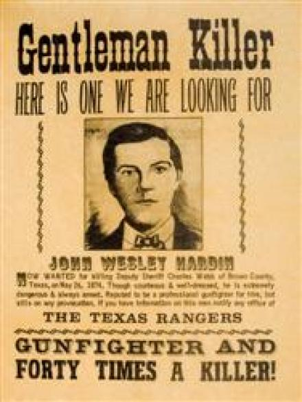 7 wanted poster templates