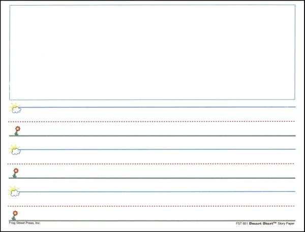 Writing Paper 021