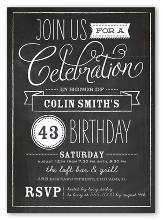 Birthday Invitation 2124