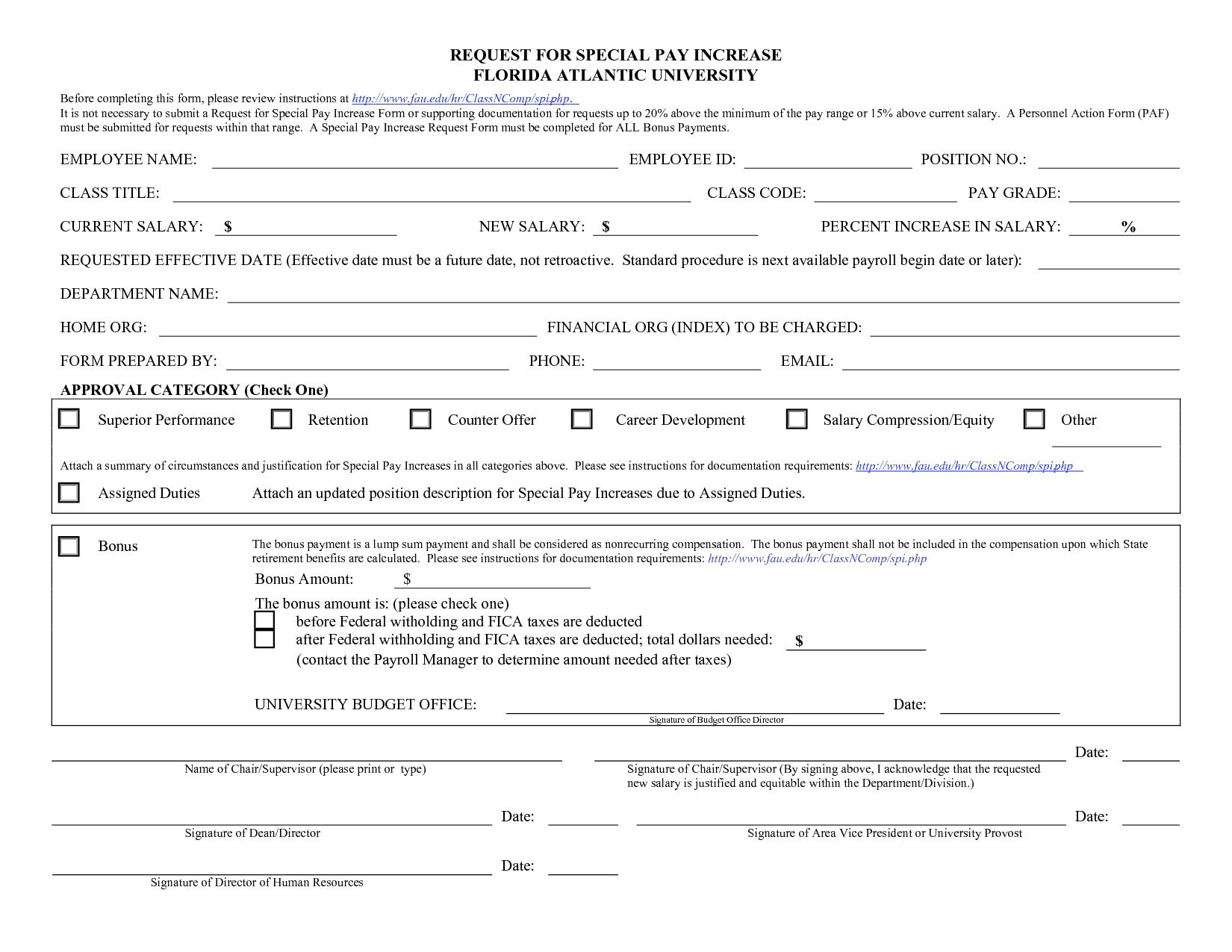 salary proposal salary proposal 1551
