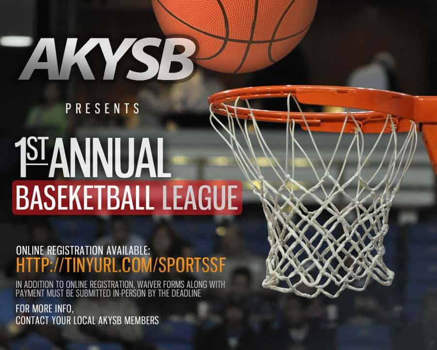 Basketball Flyer Sample 5525  Event Flyer Examples