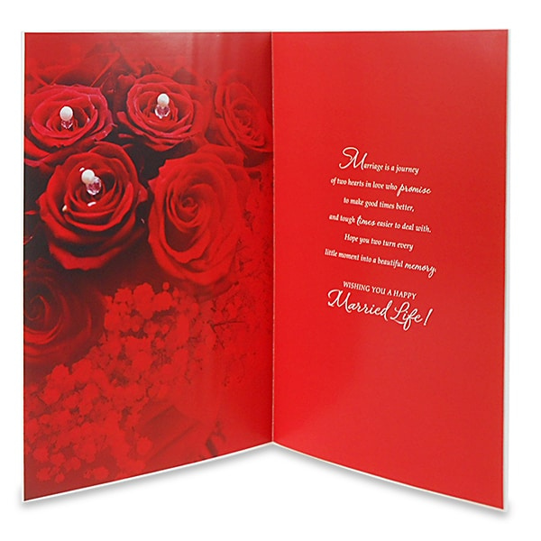 Greeting Card template 6698
