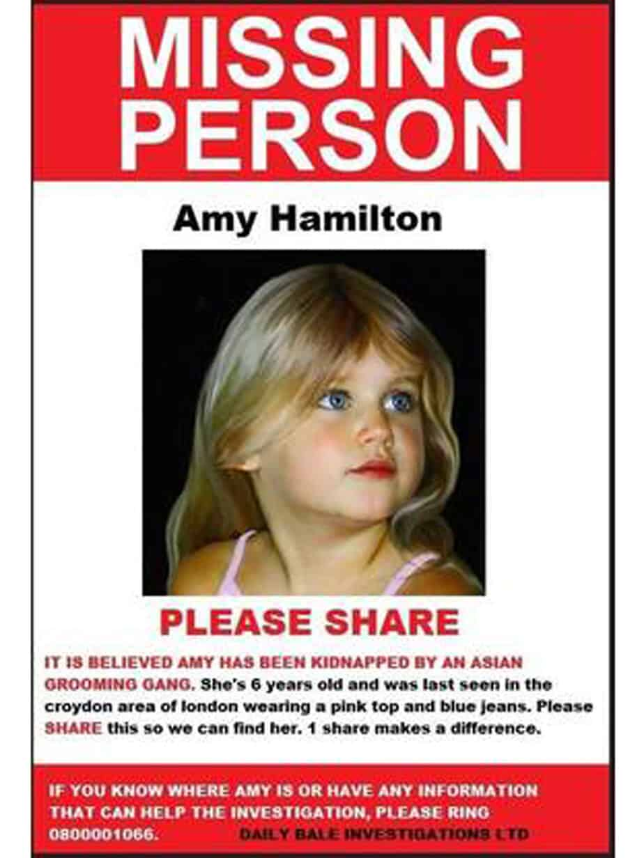 10 Missing Person Poster Templates