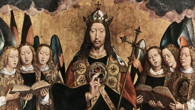 november 22nd solemnity christ the king good shepherd