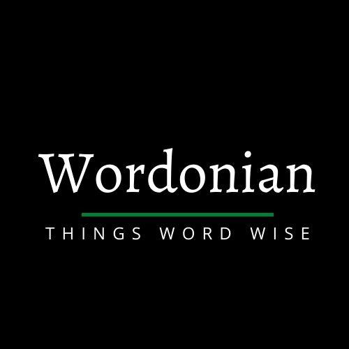 WORDONIAN ENGLISH