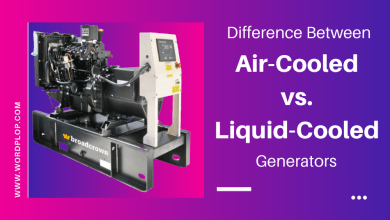 Photo of Air-Cooled Vs Liquid-Cooled Generators – Key Differences To Note