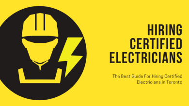 Photo of The Best Guide For Hiring Certified Electricians in Toronto