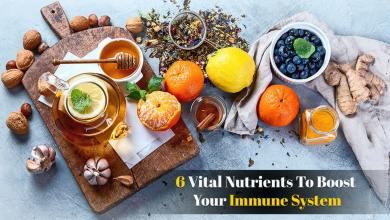 Photo of 6 Vital Nutrients To Boost Your Immune System