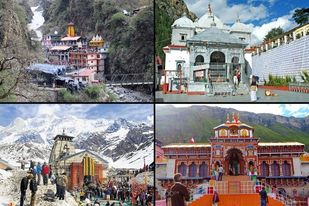 Complete Char Dham Yatra Tour 2021