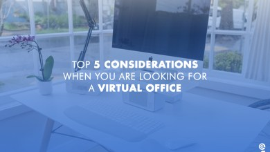 Photo of Top 5 Considerations When You are Looking for a Virtual Office