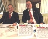 WBro Martin Caller ProvGSW with WM WBro Craig Wood