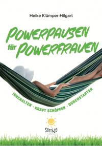 Buch Powerpausen für Powerfrauen