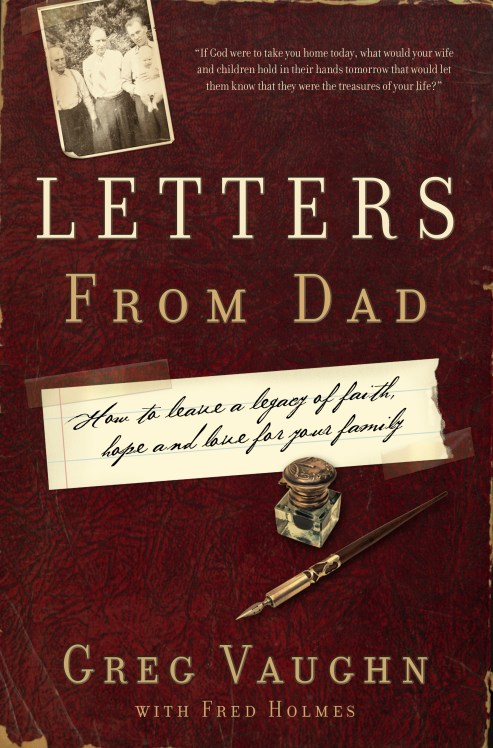 Letters from Dad, by Fred Holmes