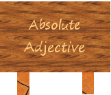 absolute adjective