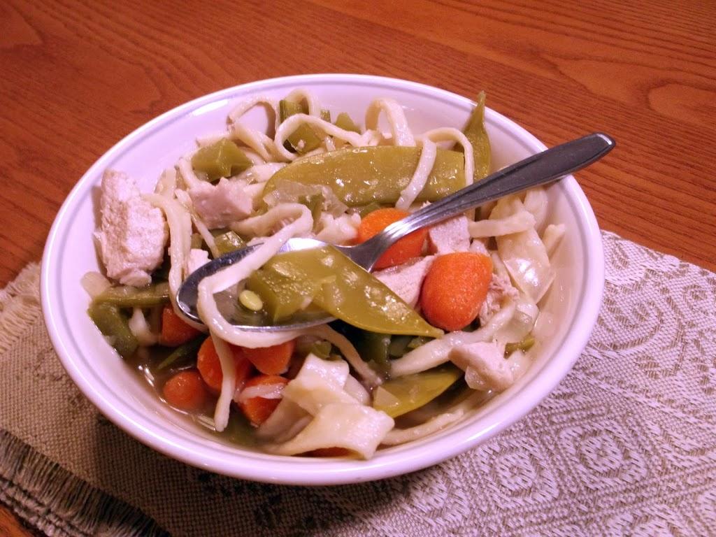 Chop suey recipe+chicken noodle soup