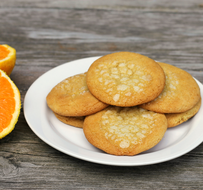 Orange Ginger Cookies - Words of Deliciousness