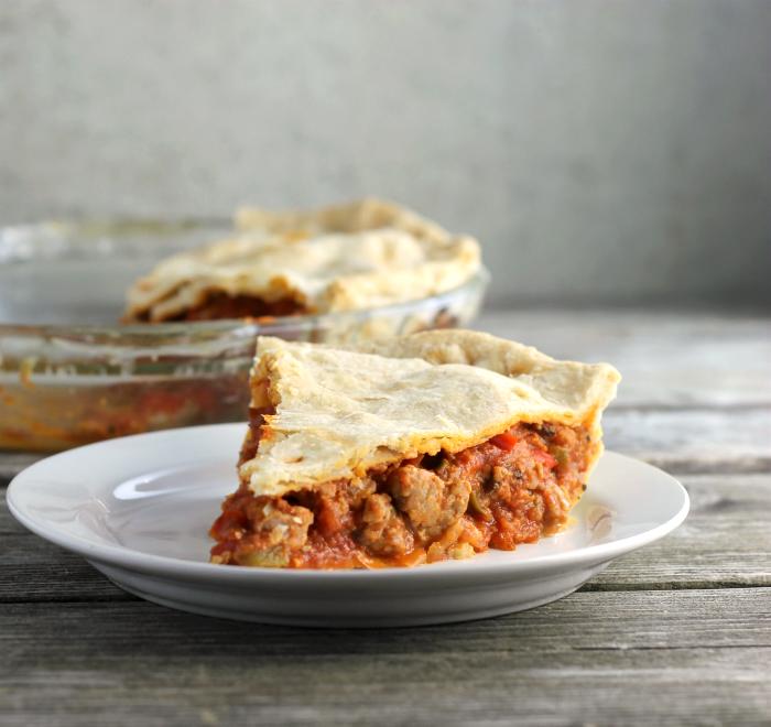 Italian Pot Pie - Words of Deliciousness