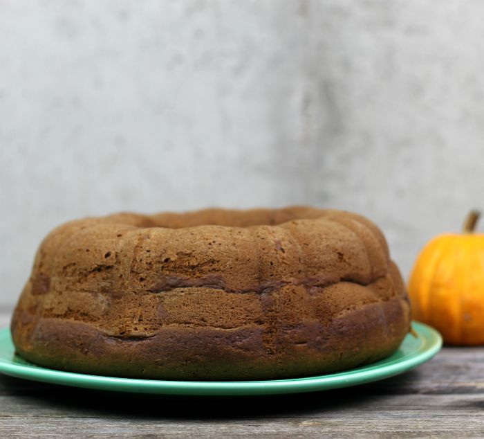 Pumpkin cream cheese bundt cake is a dense moist cake that it is the perfect fall cake and may be the perfect dessert for your Thanksgiving Dinner.