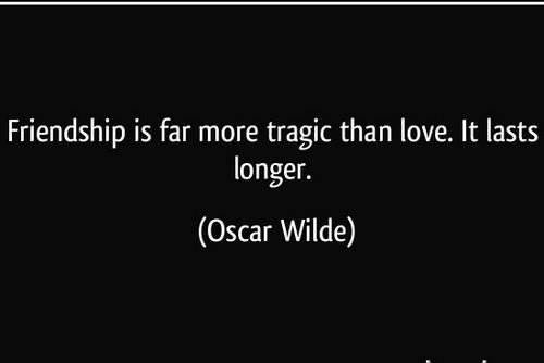 Cute Wallpapers With Bff Quote Oscar Wilde Quotes About Friendship Love Collection Of