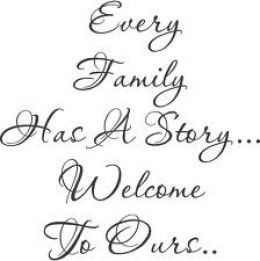 Welcome quotes, positive, best, sayings, family