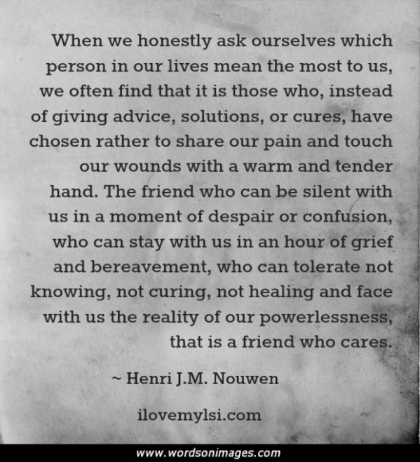 Metal Deep Quotes About Friendship – Entertainment and sport