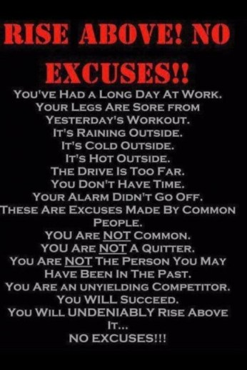 Fitness Quotes of the Week!