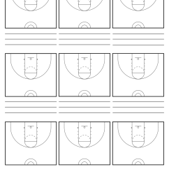 Youth Basketball Court Dimensions Diagram 7 Pin Round Trailer Wiring Contemporary Connector Elaboration Search Results For Half