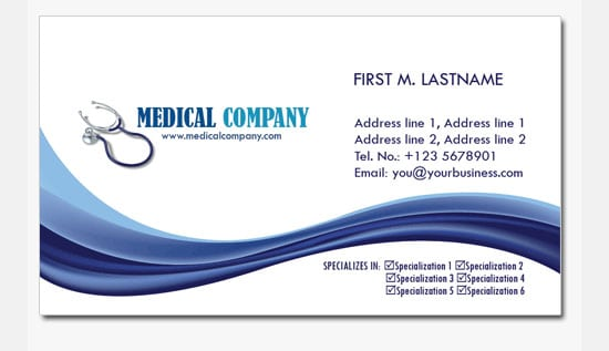 business card template image 6