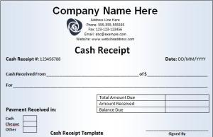 Texas Gross Receipts Tax Rate Excel Receipt Templates  Free Word Templates Ms Word Invoice Excel with Print Out A Receipt Excel Cash Receipt Template Invoice Icon Pdf